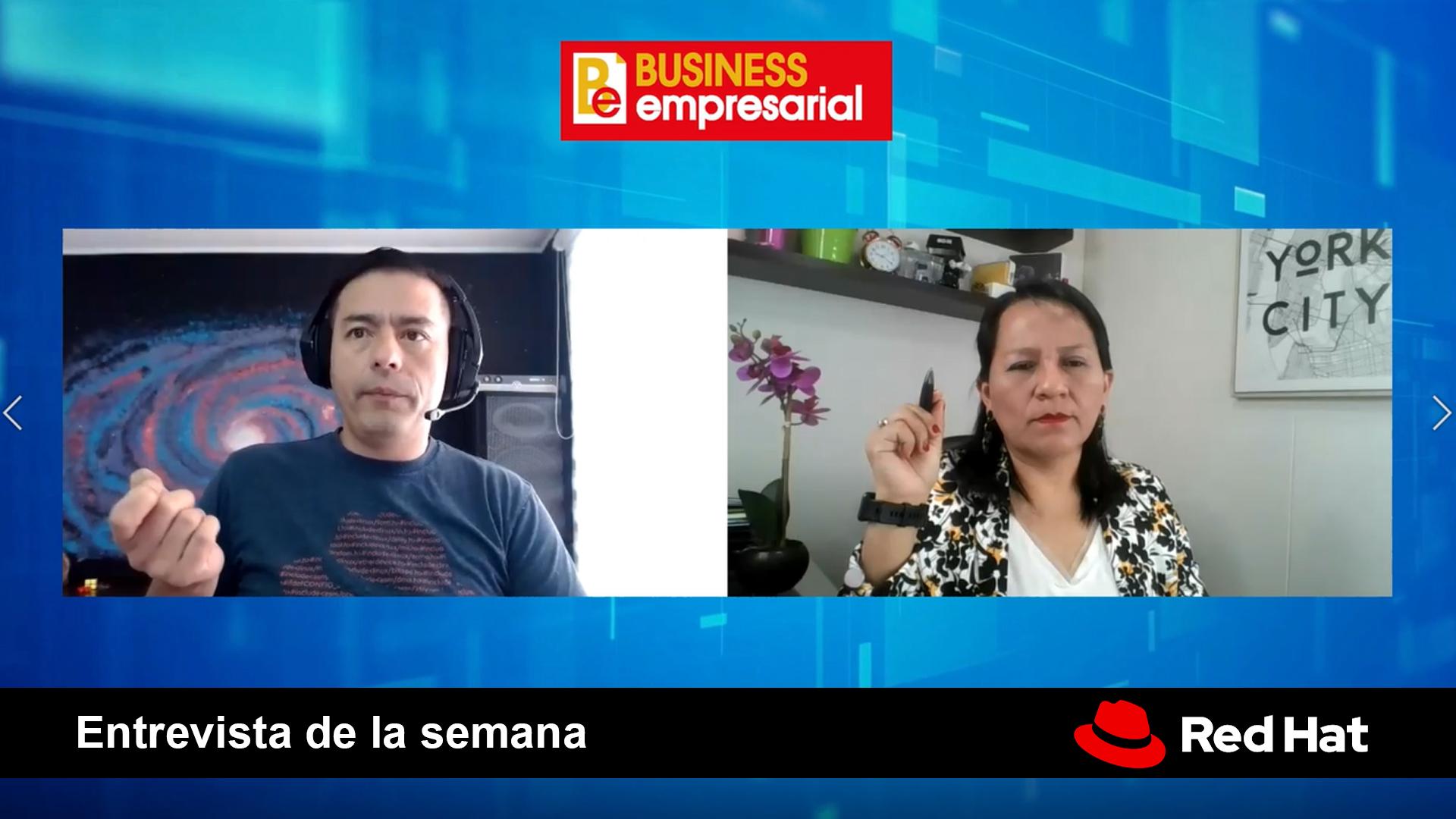 Entrevista a Víctor Cornejo, Gerente de Arquitectura de Soluciones de Red Hat para Sudamérica