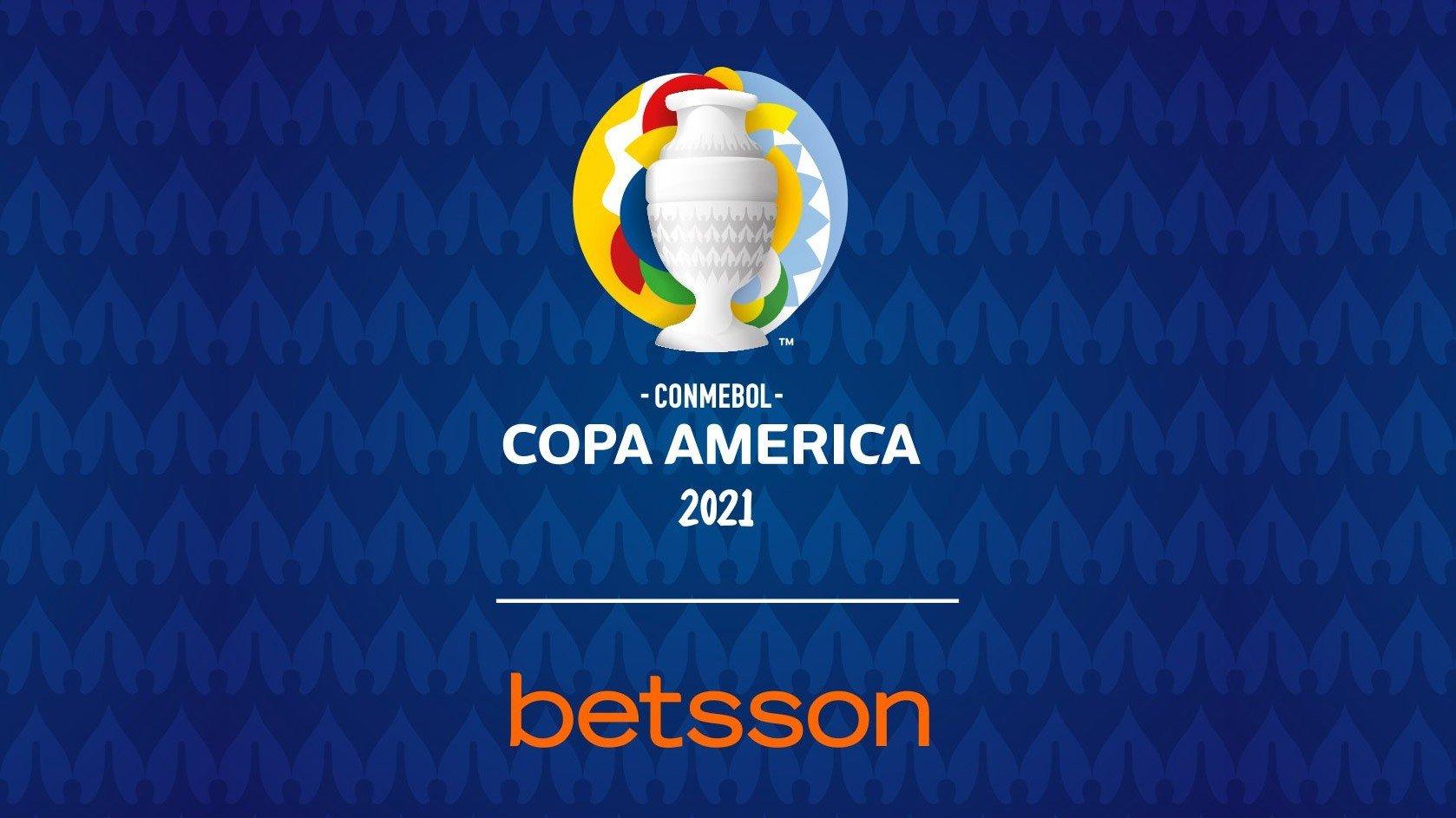 Betsson fortalece sus lazos con el fútbol latinoamericano y se convierte en sponsor regional de la CONMEBOL Copa América 2021