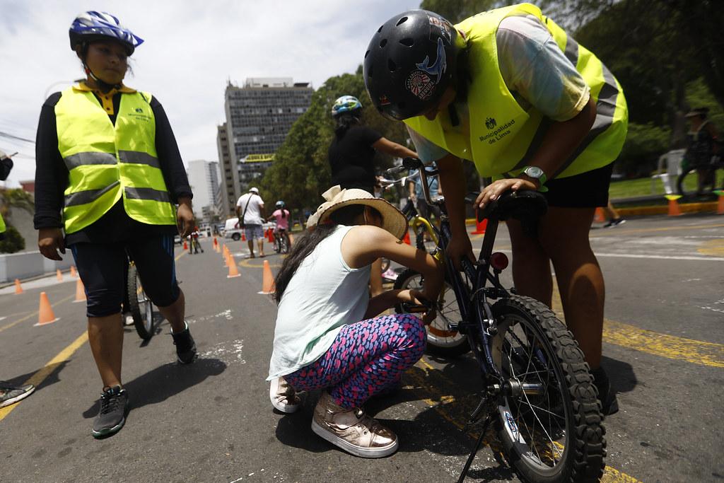 A raíz de la pandemia, la promoción del uso de bicicletas o scooters subió de 25% a 46%