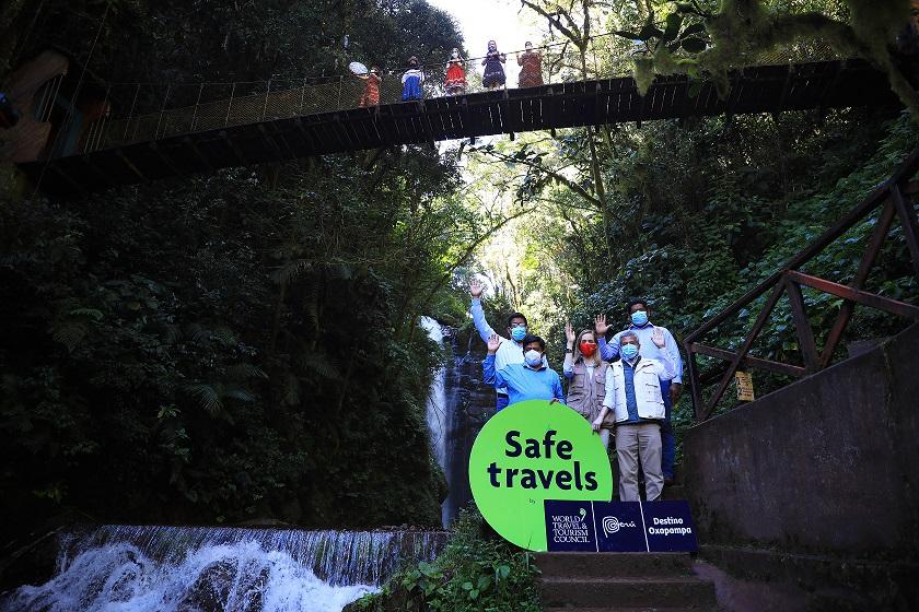 PROMPERÚ destaca compromiso de las autoridades regionales para la reactivación del turismo seguro