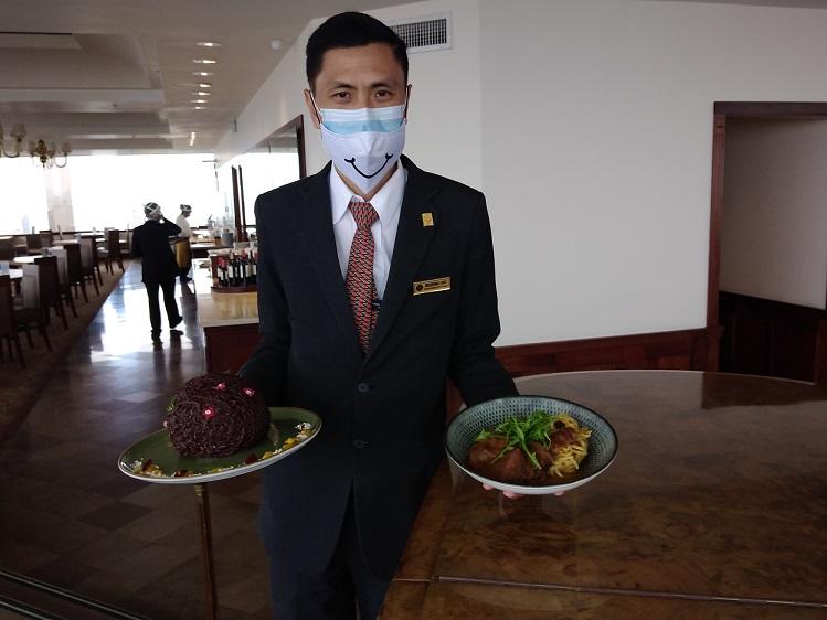 Restaurante Piso 21 del Hotel Estelar de Miraflores ofrece nuevos platos nacionales e internacionales