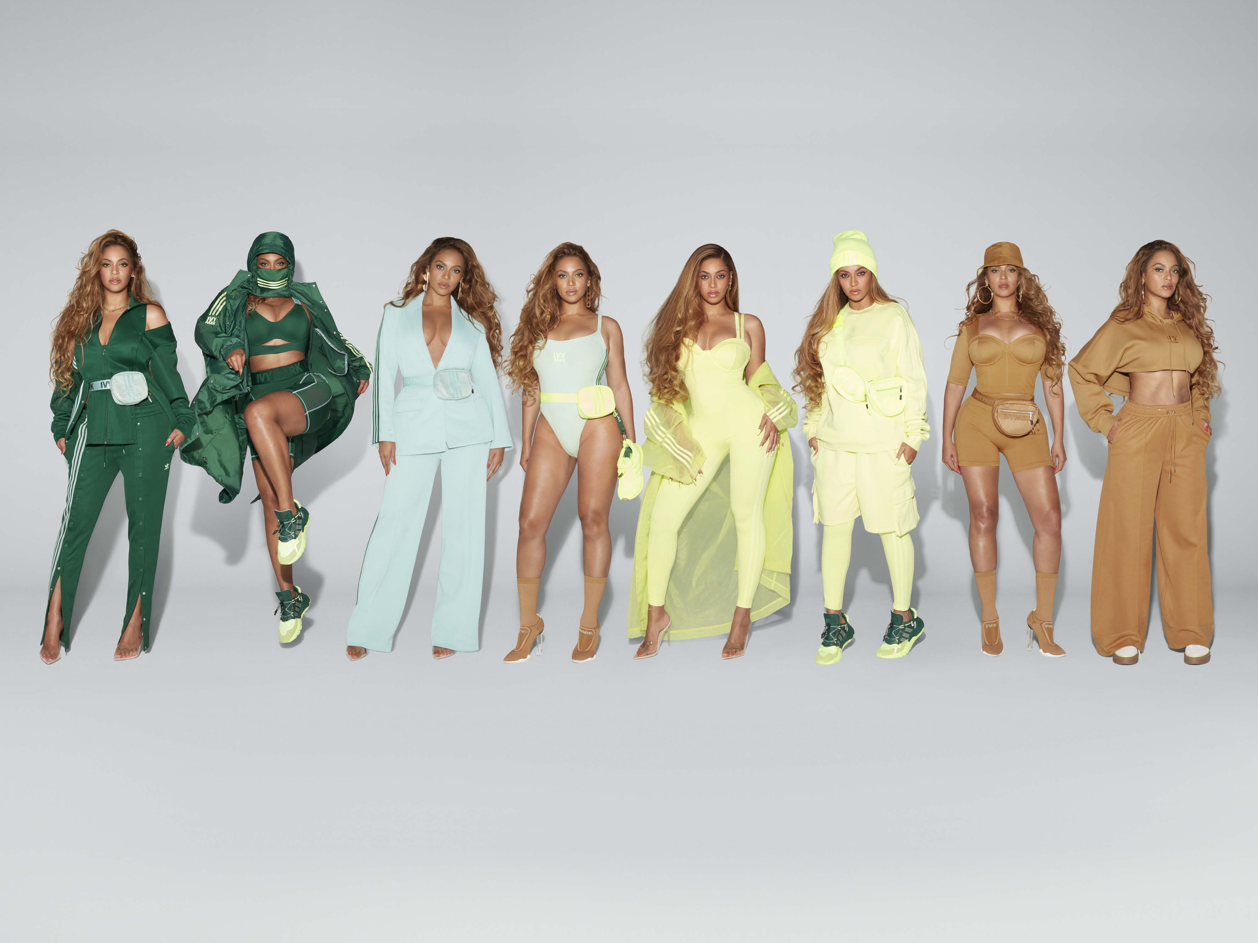 """Adidas y Beyoncé anuncian segunda colección inclusiva y la campaña """"This is my park"""" / """"Este es mi territorio"""""""