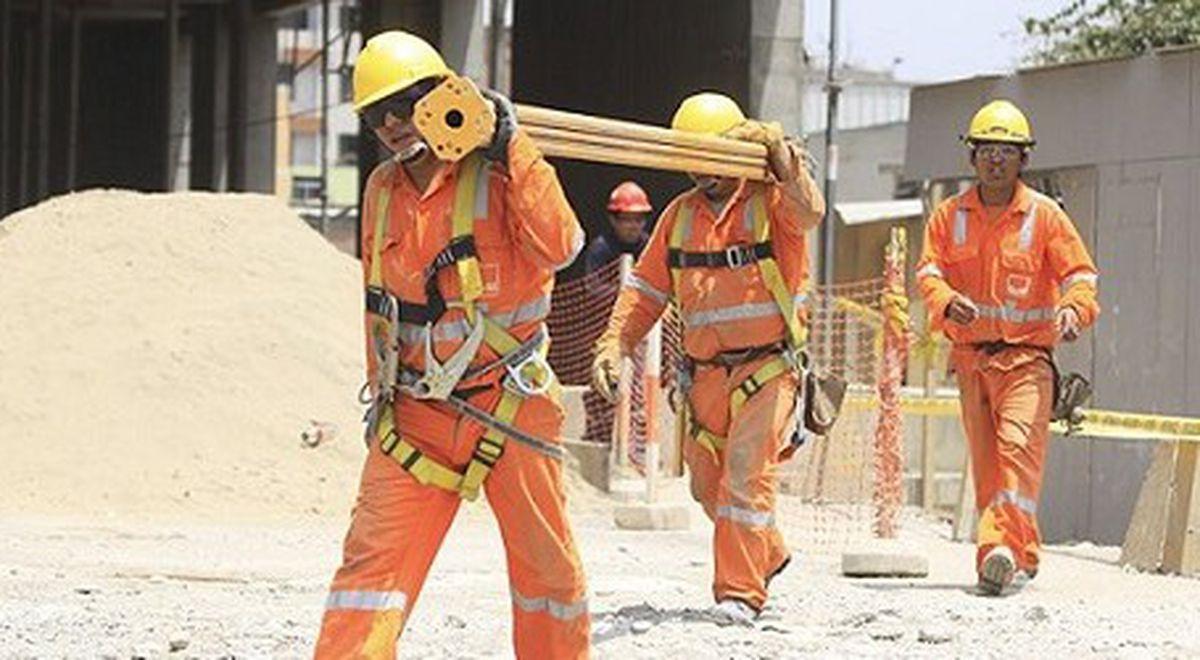 Apenas 0.089% de obreros de construcción afiliados a la ONP reciben pensiones
