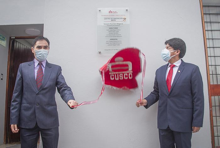 Caja Cusco inauguró su centro de Innovación Wayki