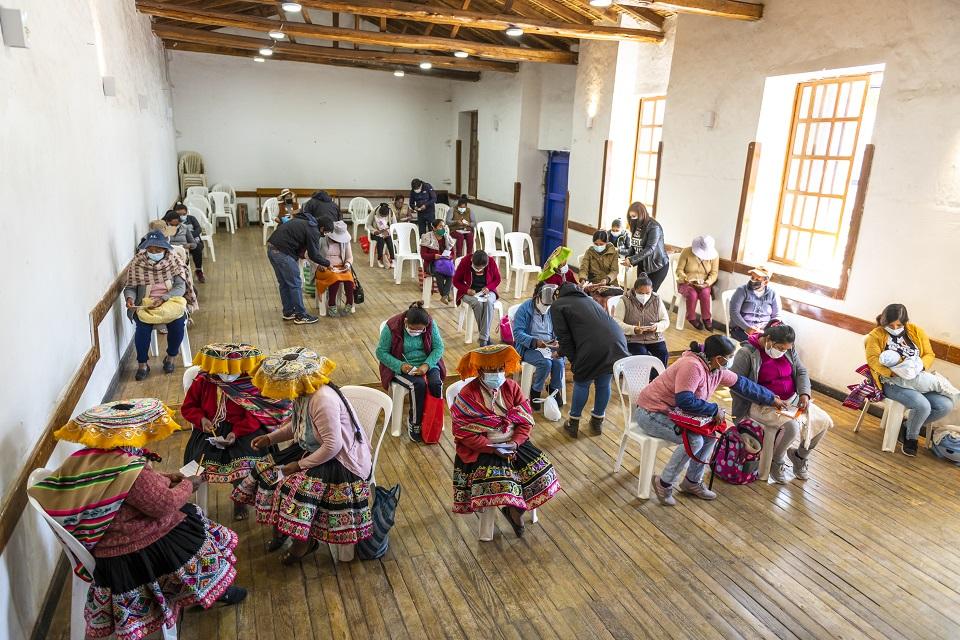 BanBif capacitó en emprendimiento e innovación a mujeres artesanas quechua hablantes del distrito de Andahuaylas en Cusco