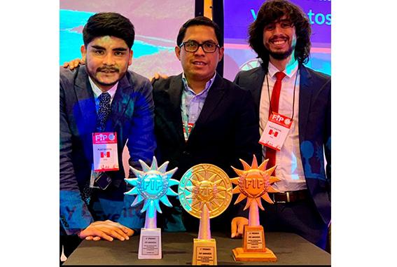 Agencia peruana arrasó con 9 premios en el Festival Internacional de Marketing