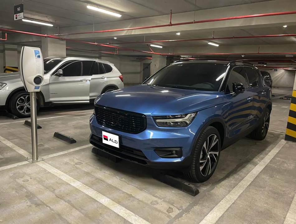 ALD Automotive instala estaciones carga para autos eléctricos para promover movilidad eléctrica