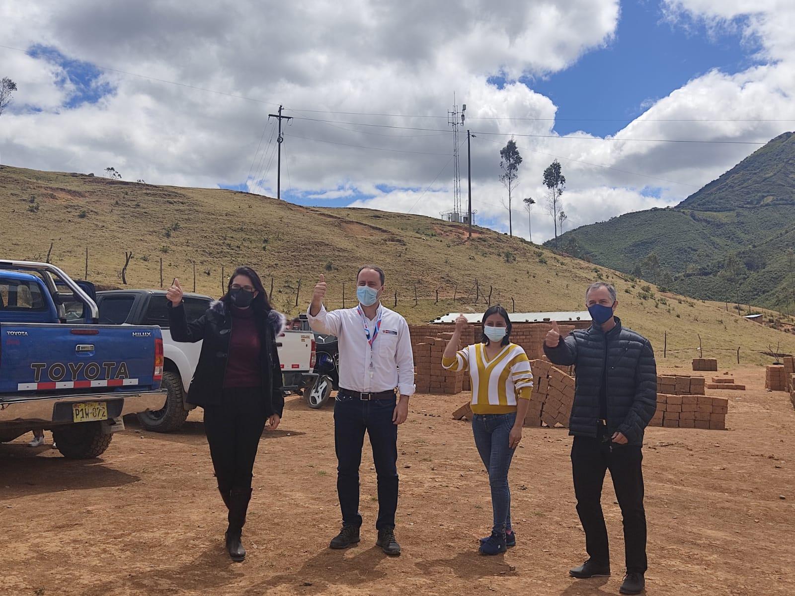 Centro poblado Cochayuc de Piura contará con servicio de voz móvil e internet de alta velocidad por primera vez gracias al MTC y Entel