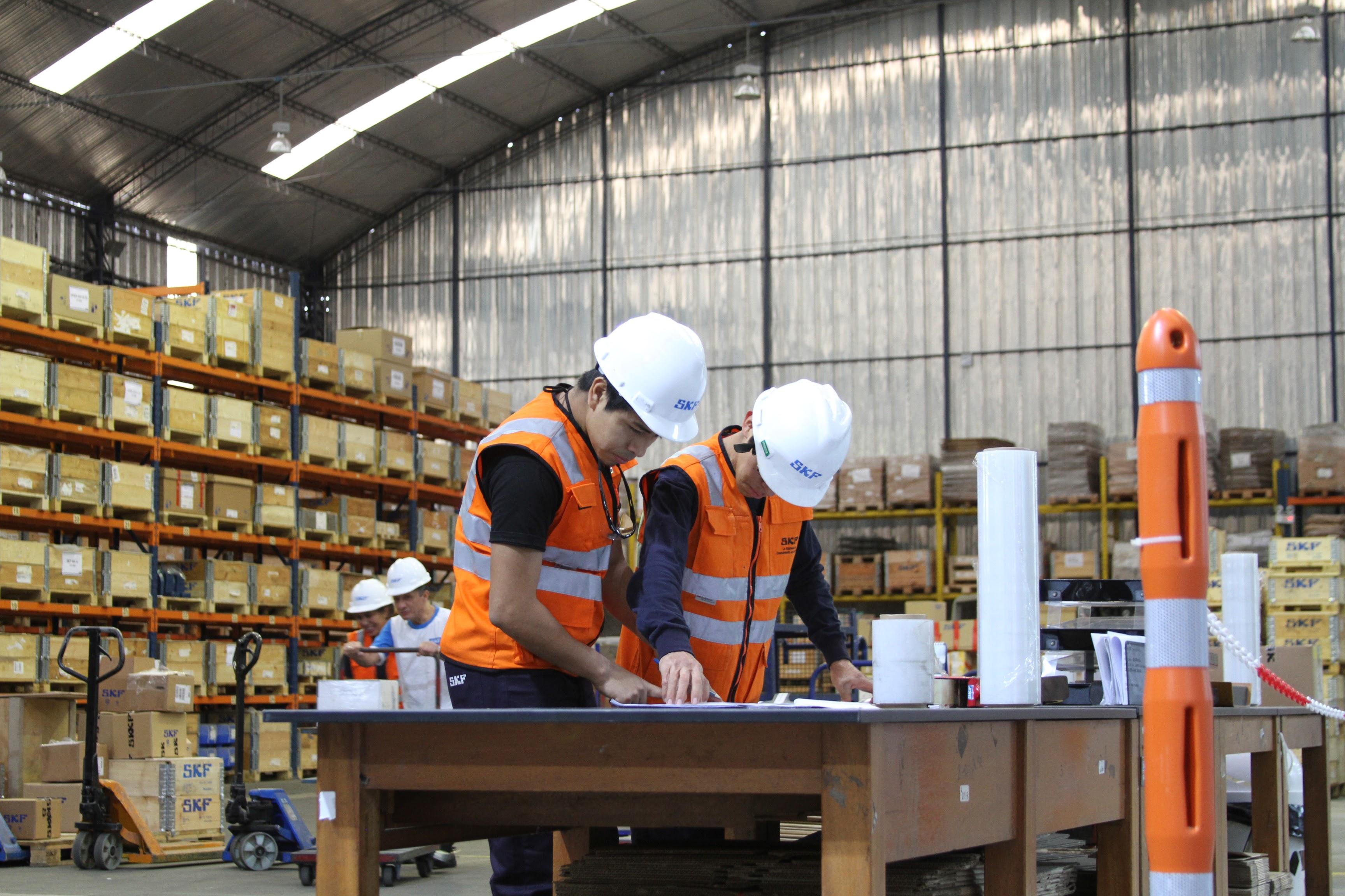 SKF renueva su almacén en Perú para atender otros mercados de Latinoamérica