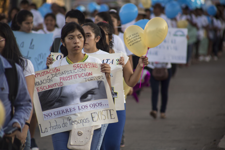 Día mundial de la lucha contra la trata de personas: PROMSEX lanza campaña para alertar a la población sobre esta problemática