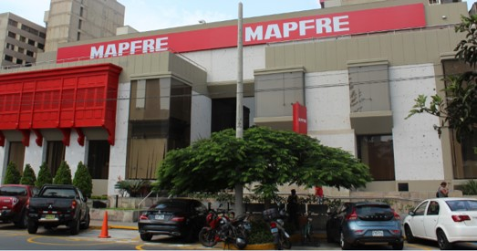 El beneficio de MAPFRE crece un 34,5% en el primer semestre, hasta los 1,671 millones de soles