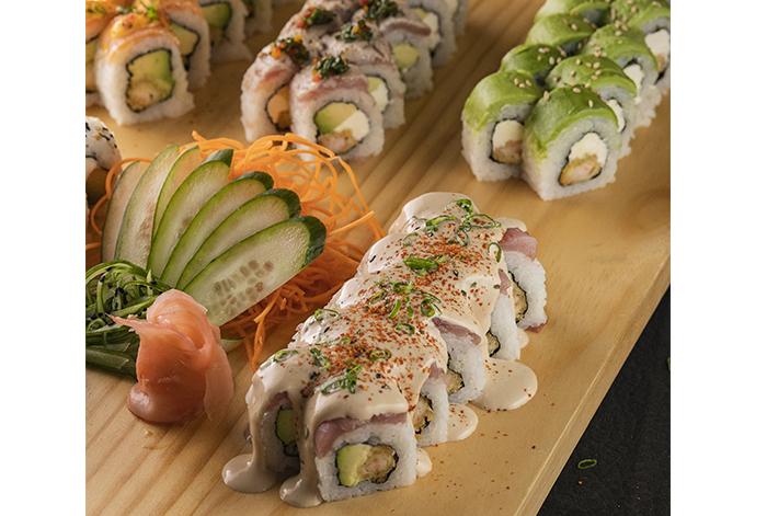 Katsudon Sushi Bar presenta nueva carta