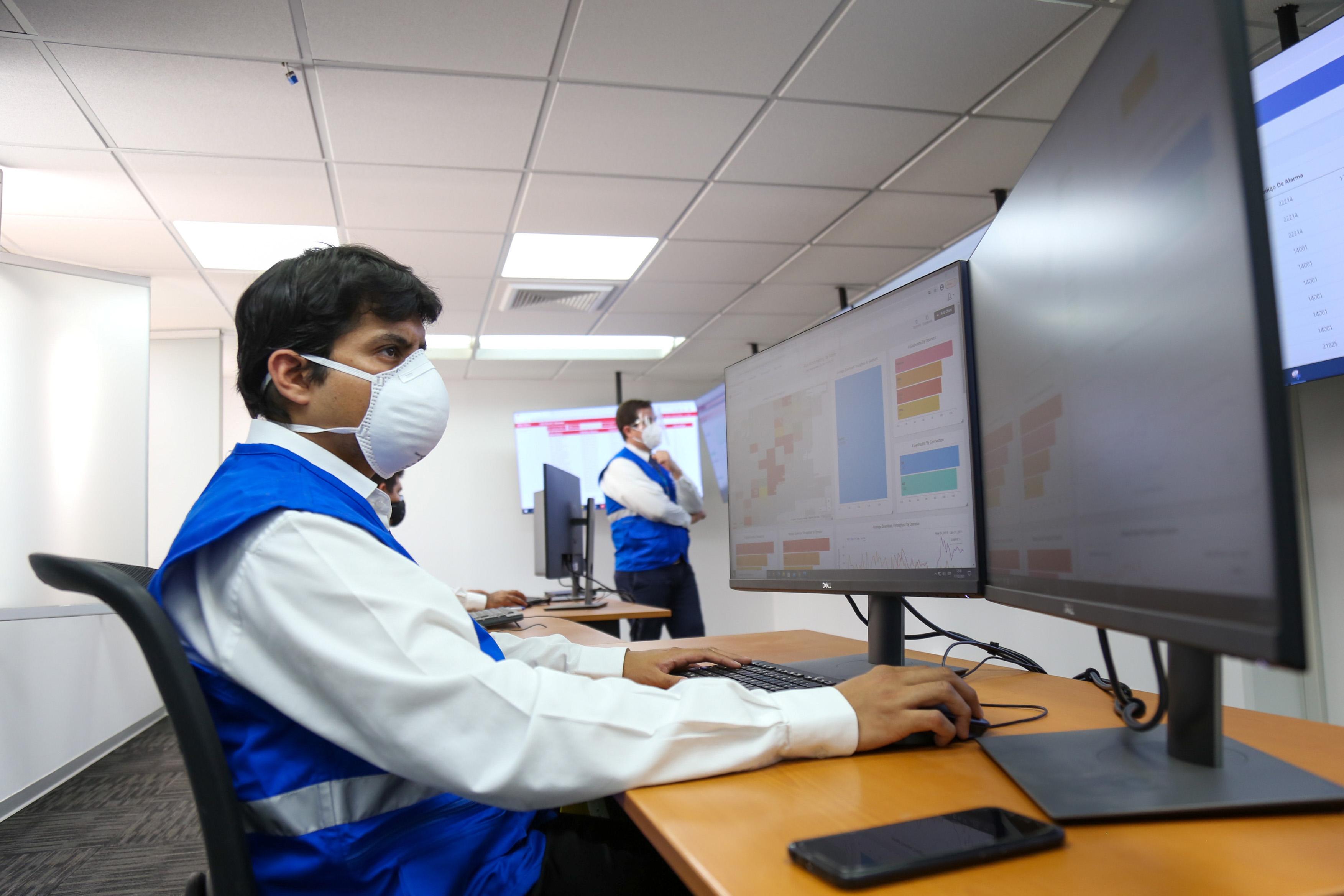 OSIPTEL trabaja en la implementación de herramientas digitales para monitorear calidad del servicio de internet móvil