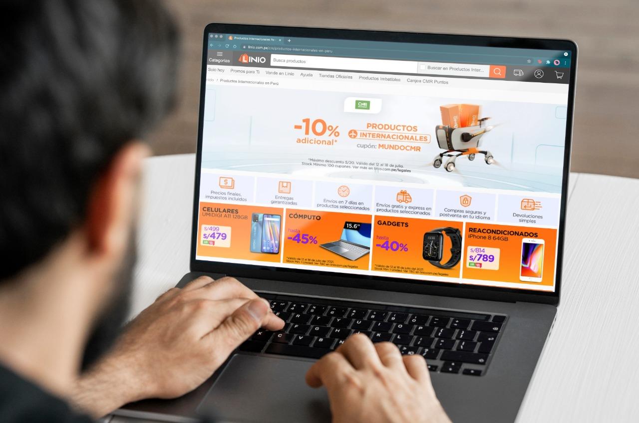 Linio lanza nuevo portafolio con más de más de 5 millones de productos desde EE UU y Asia