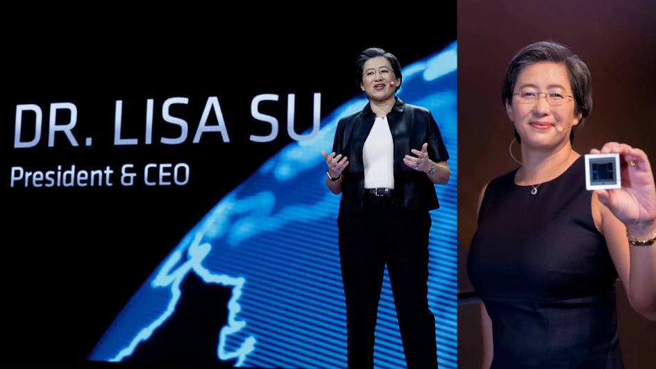 La presidenta y CEO de AMD, Lisa Su, dará una conferencia magistral en el CES 2021