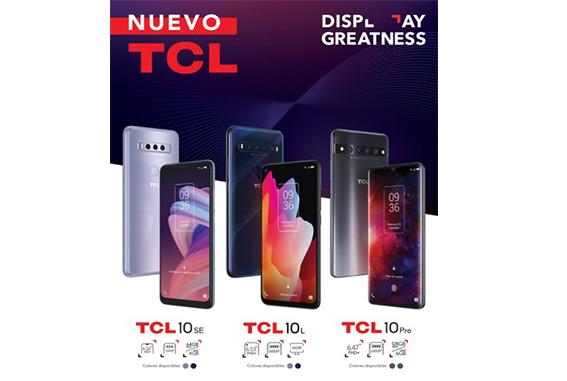 TCL llegó a Perú y presenta serie de smartphones de alta gama
