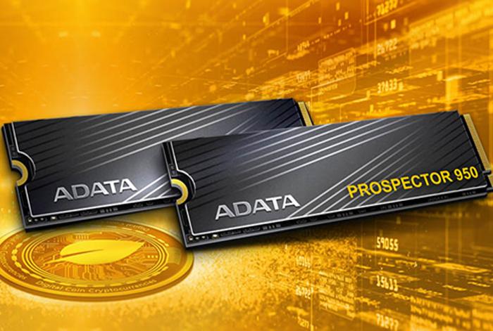 ADATA anuncia el SSD Prospector 950, con soporte a escrituras de hasta 28.000 TB