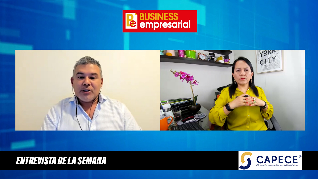 Entrevista a Helmut Cáceda, Presidente de la Cámara Peruana de Comercio Electrónico – CAPECE.