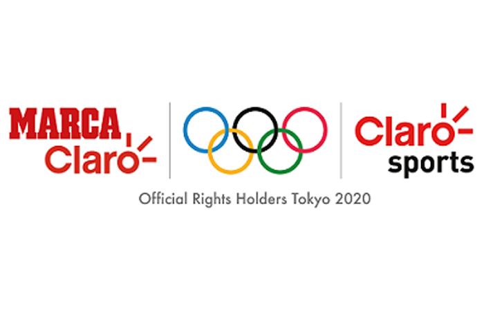 Claro Sports y Marca Claro se consolidaron como la opción preferida para ver los Juegos Olímpicos Tokyo 2020