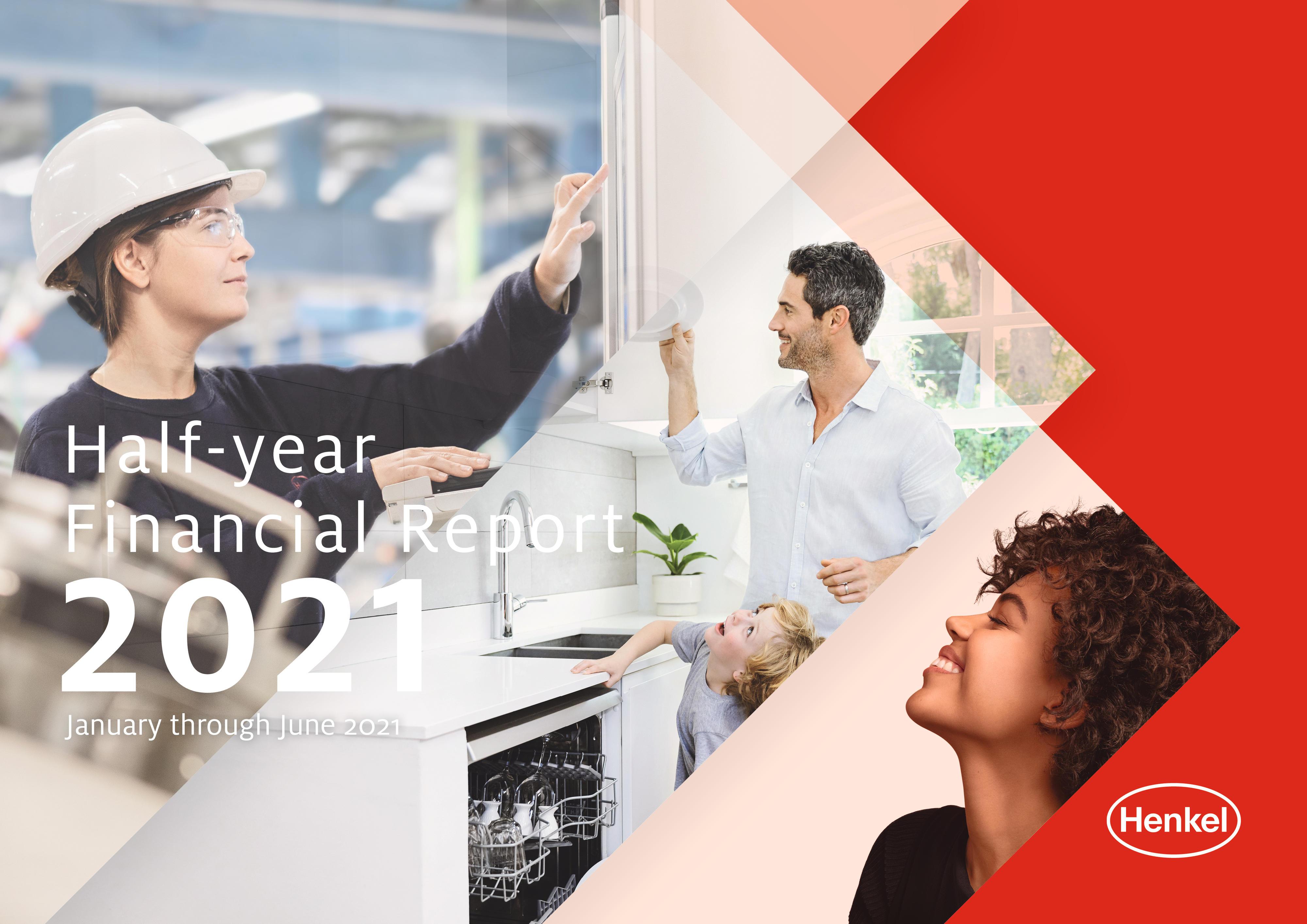 Henkel obtiene muy buenos resultados en el primer semestre del año: Crecimiento de doble dígito en ventas y beneficios orgánicos