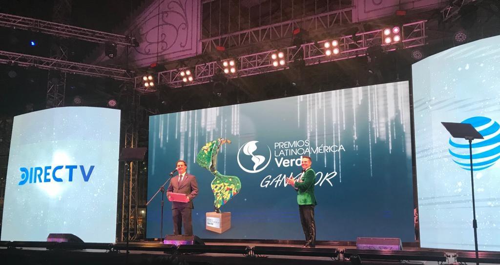directv participa de una nueva edición de premios latinoamerica verde apoyando proyectos sustentables en américa latina