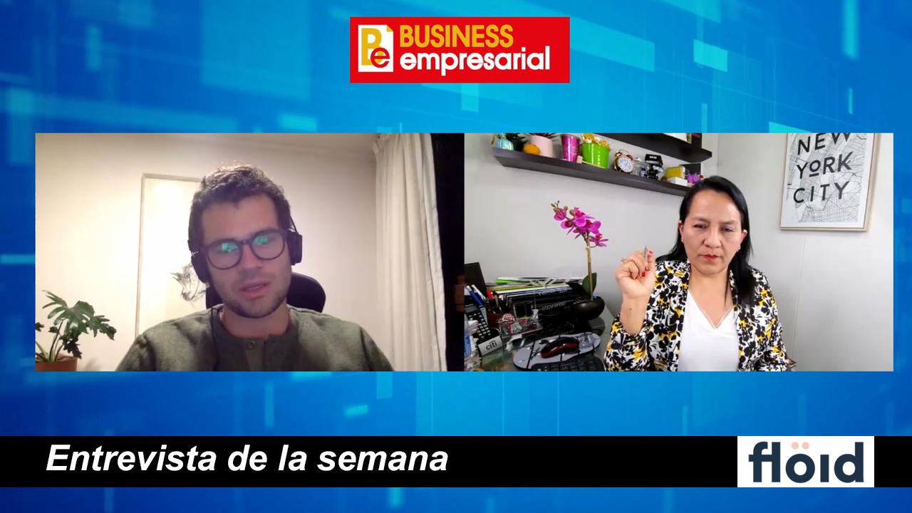 Entrevista a Alfonso Maira, CEO y Fundador de Floid