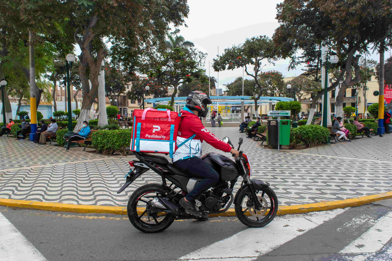 PedidosYa ingresa a Huacho para hacer el delivery más accesible
