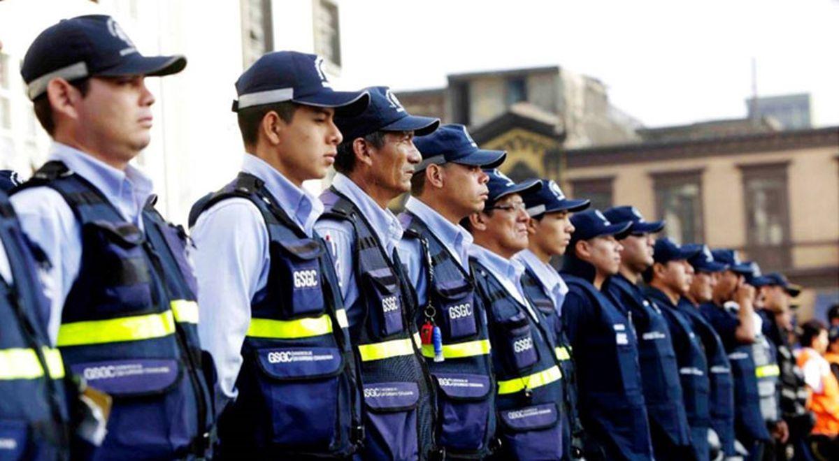 Personal de Serenazgo debe estar protegido con el Seguro Complementario de Trabajo de Riesgo