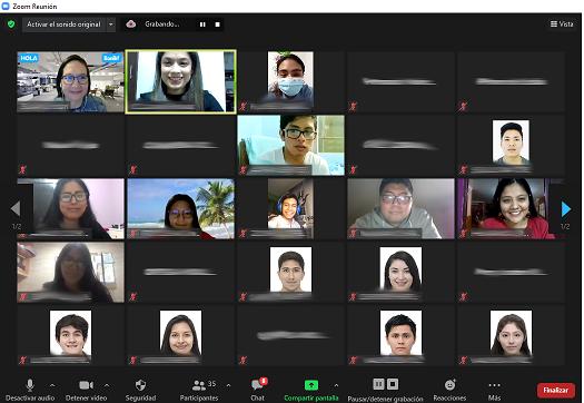 BanBif brindó taller virtual de empleabilidad a 60 alumnos de la Universidad ESAN