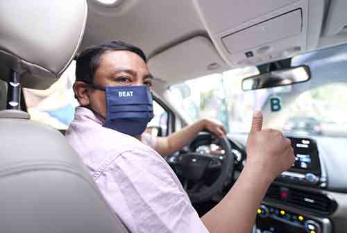 Beat se une a Prosegur: Implementan patrullas motorizadas para atender a usuarios conductores