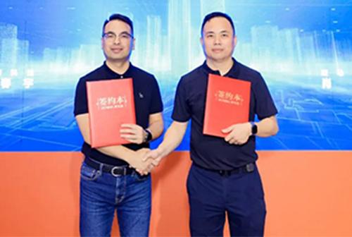 Chery y Zebra Zhixing -filial de Alibaba- acuerdan construir conjuntamente vehiculos inteligentes