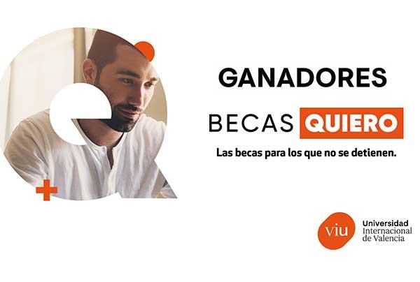 VIU – Universidad Internacional de Valencia anuncia a los 60 ganadores de las Becas Quiero