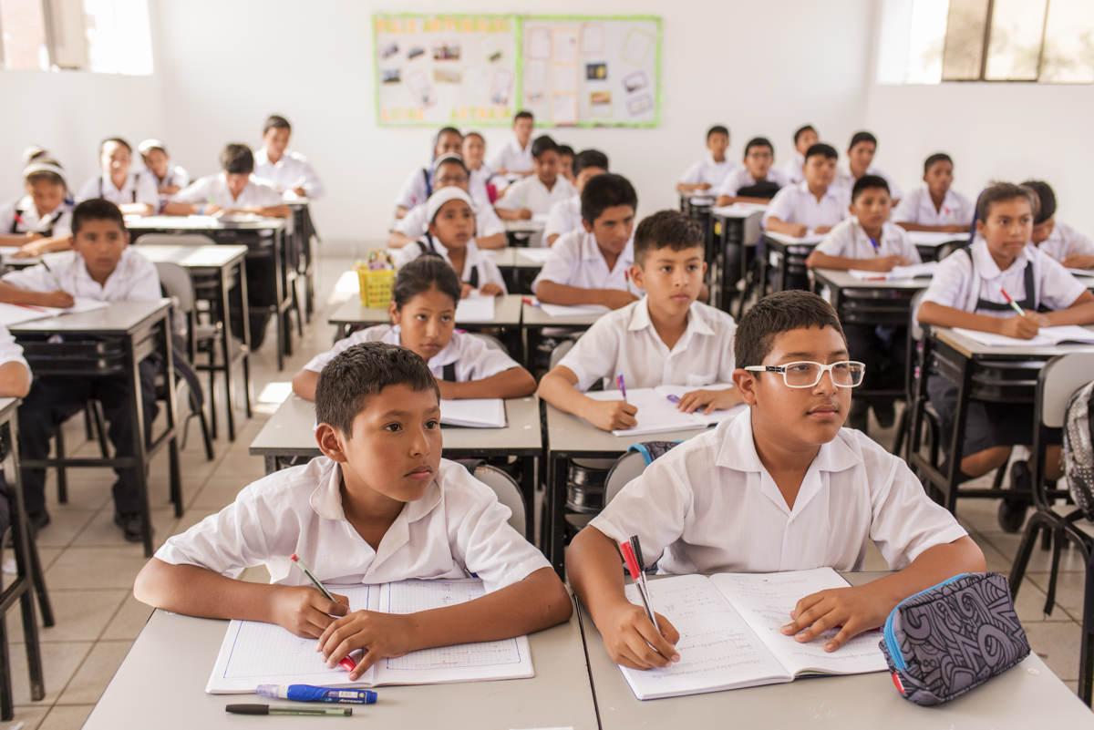 Más de 1,500 escolares y jóvenes de la Fundación Pachacútec se capacitaron en el uso de herramientas digitales