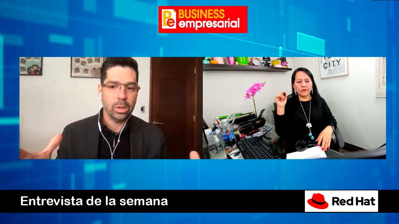 Daniel Romero, Gerente de Consultorías de Red Hat para Perú y Chile