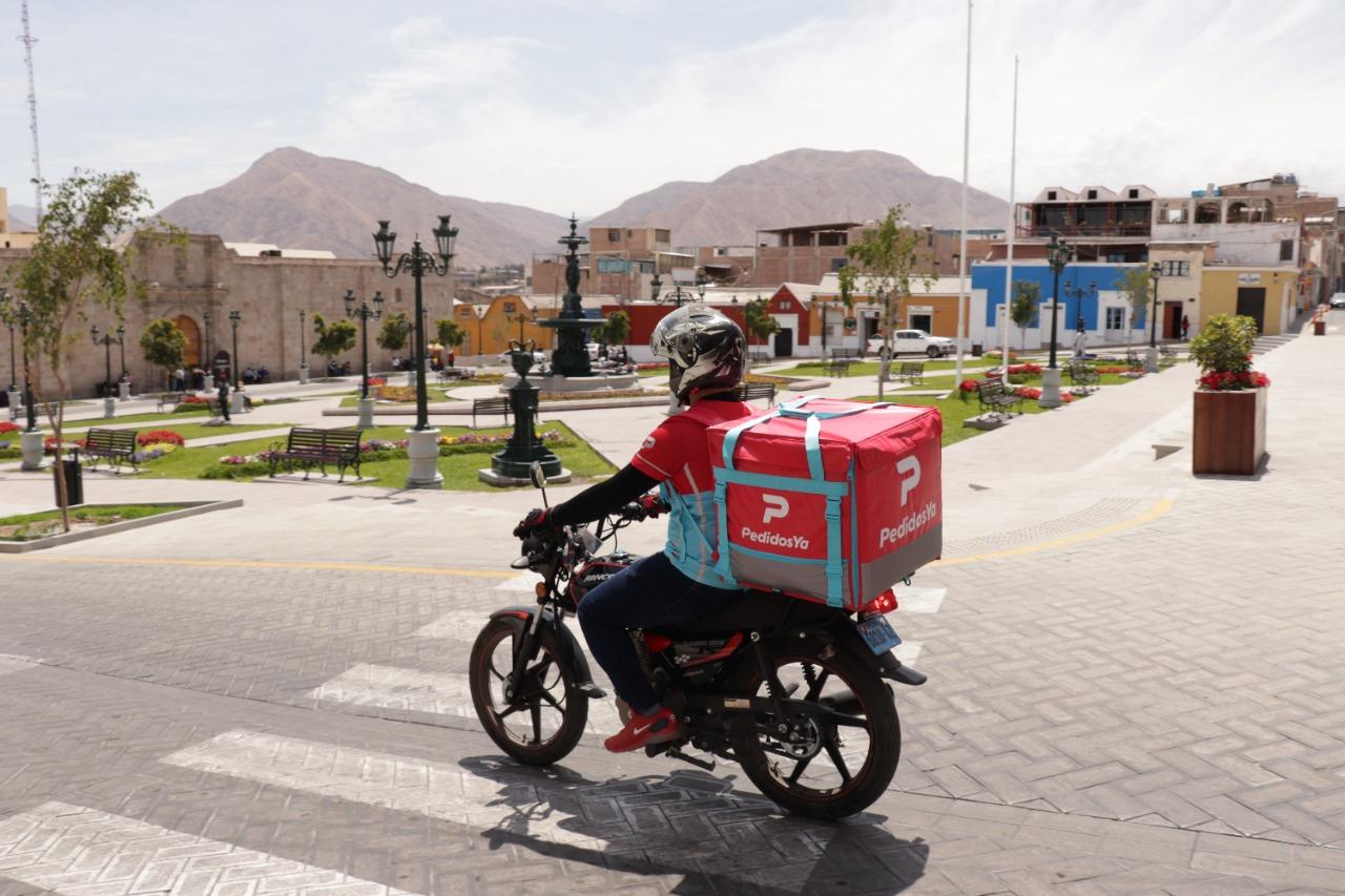 PedidosYa ingresa a Moquegua con el delivery más accesible y práctico