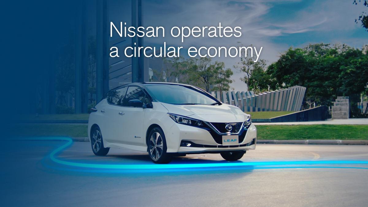 Nissan lleva su innovación y entusiasmo a la campaña 'Race to Zero'