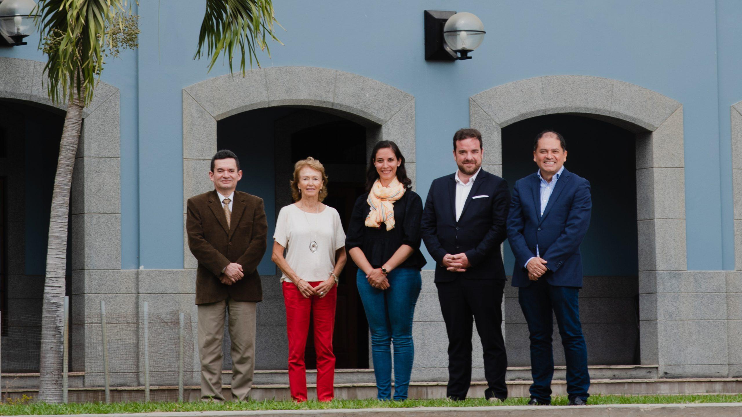Alianza Francesa y la UDEP refuerzan lazos de cooperación  en favor de la educación