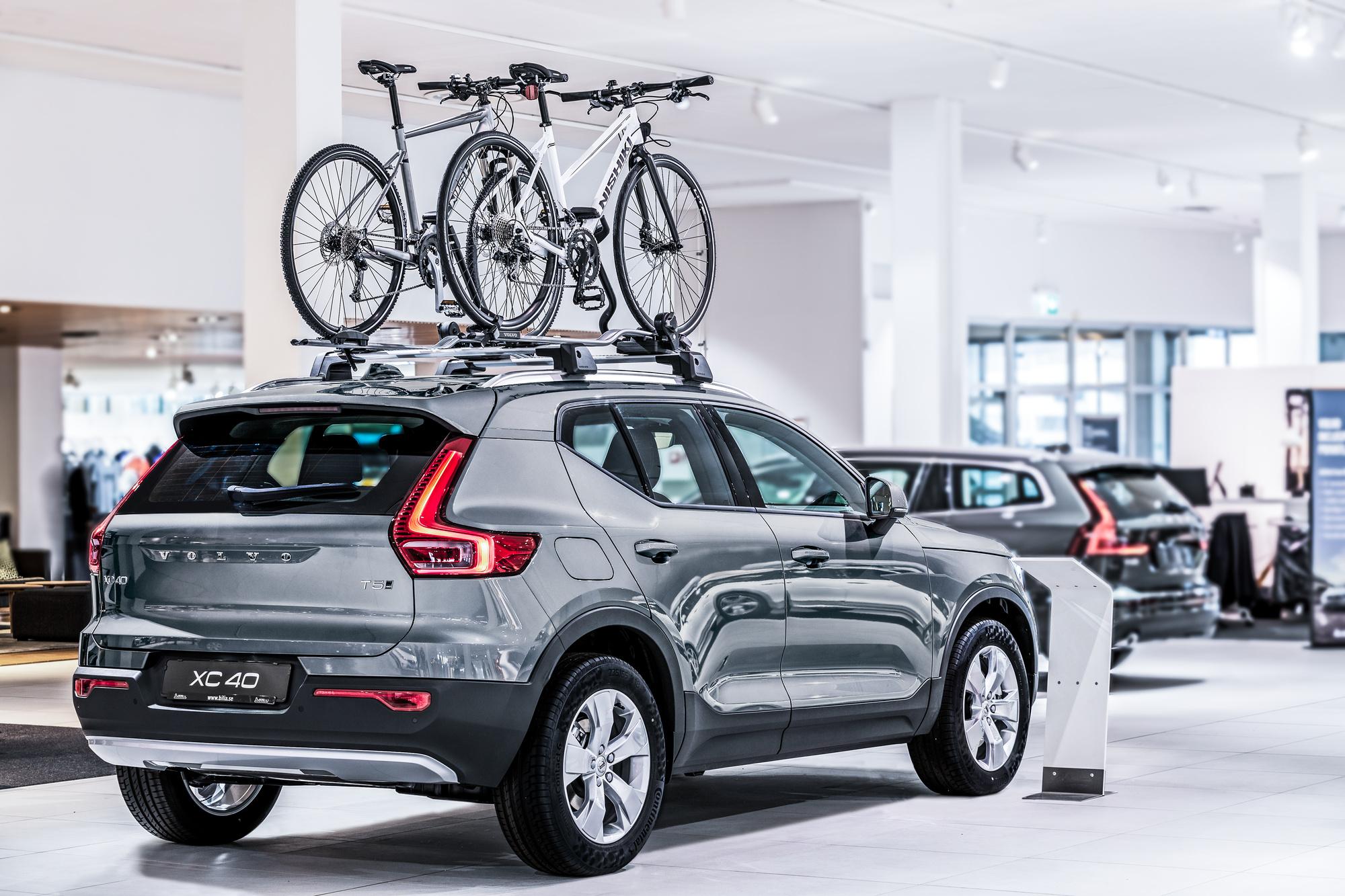Volvo inicia venta de accesorios y productos Lifestyle en su tienda virtual