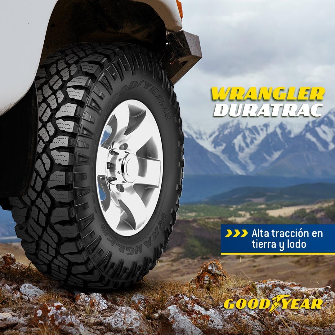Goodyear: Entérate cómo fortalecer tu negocio con los neumáticos ideales para pick ups