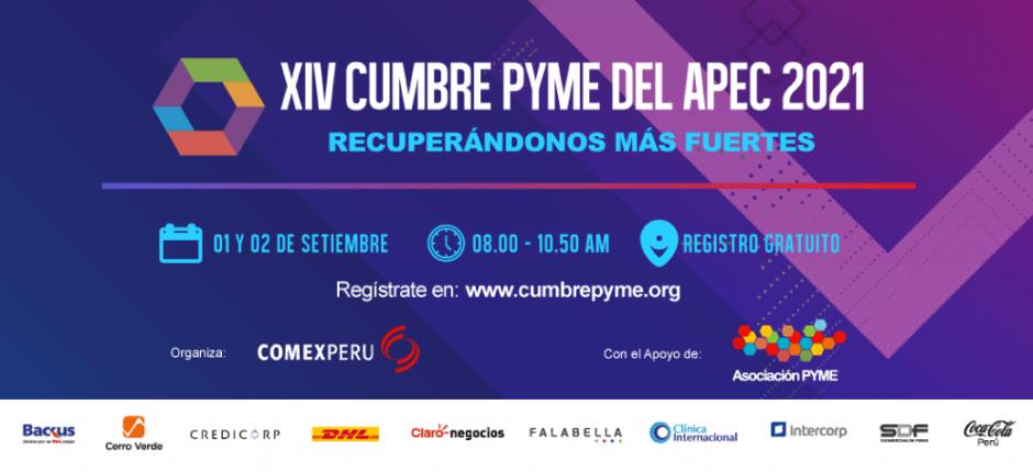 XIV Cumbre Pyme del APEC finaliza con el compromiso voluntario de empresas para pago máximo en 30 días a MYPES proveedoras