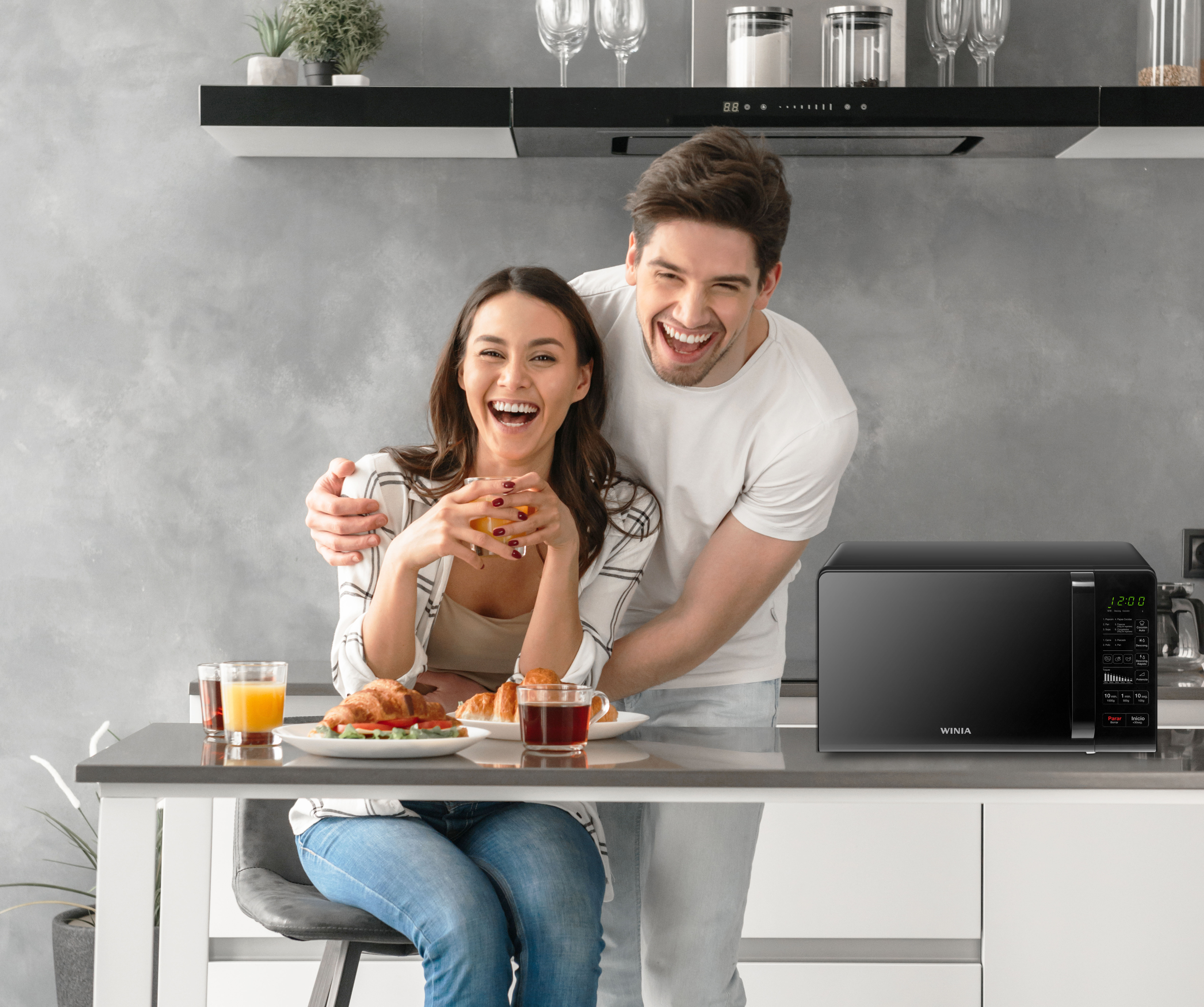 Cinco tips para elegir el microondas perfecto para tu cocina