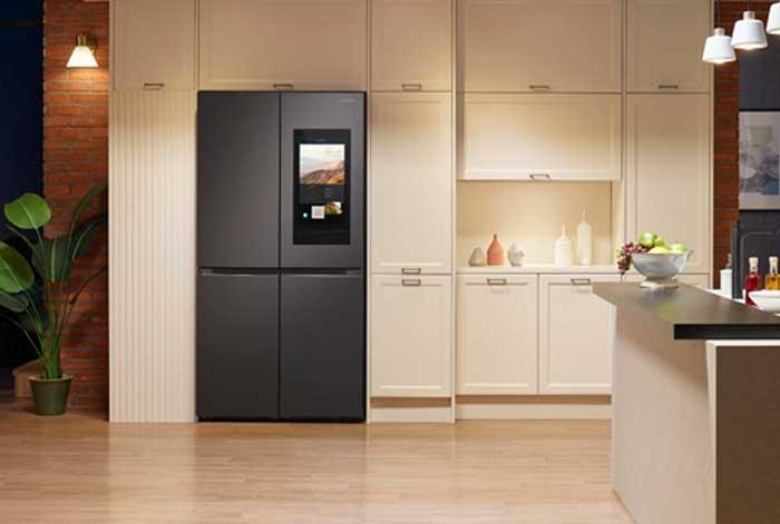 Las 4 funciones de Family Hub que convierten las tareas de la cocina en momentos de placer