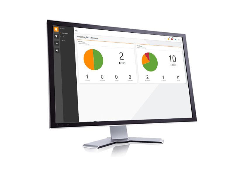 Vertiv optimiza el software de gestión de potencia de UPS y PDU para racks con el plugin VMware vCenter