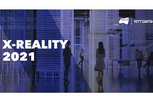 Estudio de everis apunta al avance del uso de la realidad extendida y un escenario prometedor impulsado por 5G