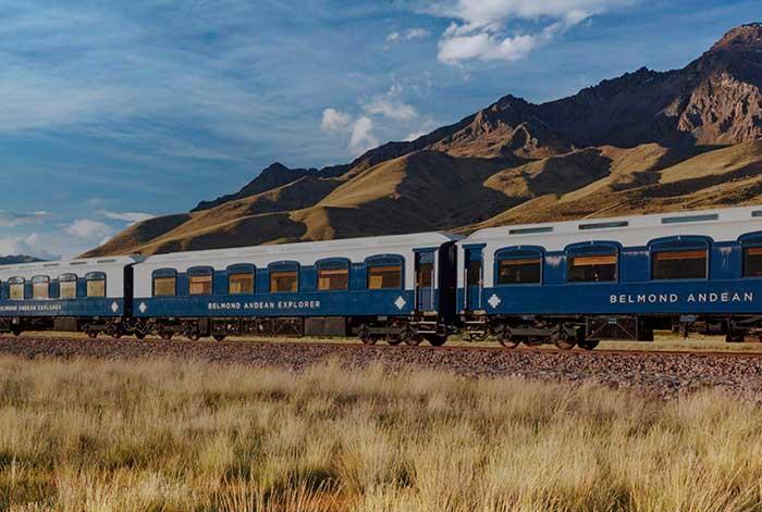 Hoteles y trenes Belmond en Perú entre los mejores del mundo